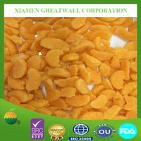 2015 crop frozen mandarin orange fruit from China