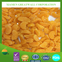 2015 crop frozen mandarin orange fruit from China