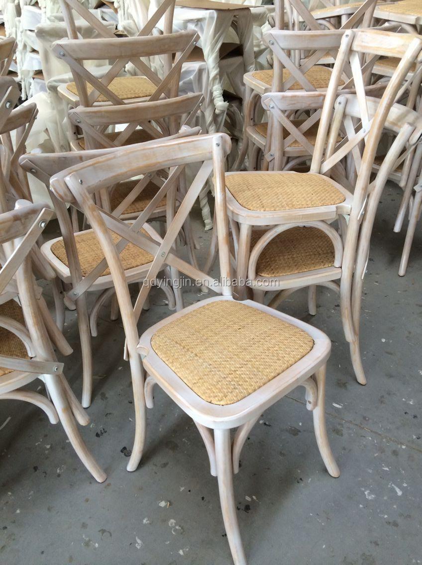 Wood Cross Chair ...