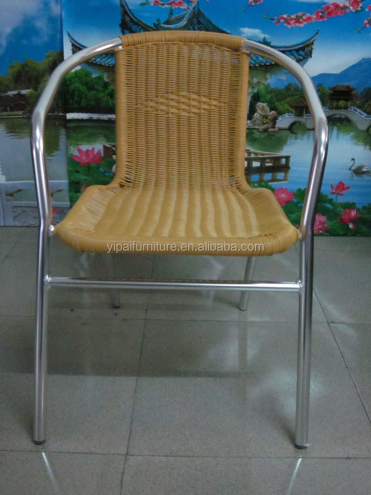 aluminum garden leisure aluminum rattan chair yc028 buy