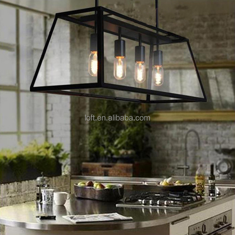 lampe de cuisine suspendu wofi lampe suspension pour. Black Bedroom Furniture Sets. Home Design Ideas