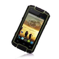 Sports mobile phone dual sim nfc rugged cdma waterproof mobile phone with gps