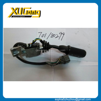 JCB 3CX Backhoe parts, 701/80299 turn signal switch