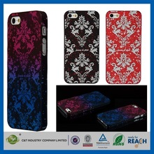 New Promotion high quality cover case for i phone 5