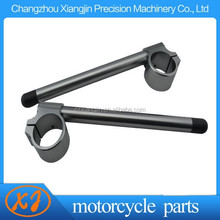 CNC aluminum 35mm-51mm clip on handlebar for motorcycle