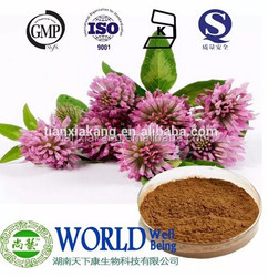 red clover extract isoflavone hplc /red clover powder extract / high quality red clover extract