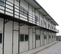 Guangzhou high quality steel structure prefab dog house