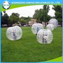 2014 Hot sale bubble ball for football