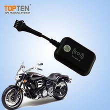 mini perseguidor de los gps,dispositivo minúsculo tamaño de seguimiento GPS en tiempo real para moto y coche