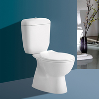 2015 hot sale online shopping india one piece squar toilet