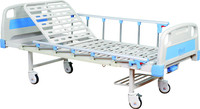 one crank manual hospital bed, cheap hospital bed, widely used best selling low price hospital ikea bed furniture