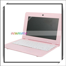 """10.1"""" Pink VIA8850 1.5GHz Android 4.0 Netbook Laptop Notebook"""