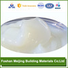 good quality mosaic adhesive plastic for paving glass mosaic
