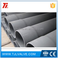 pvc pn6/pn10/pn16 china pipe fittings galvanized suppliers good quality