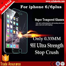 Tempered Glass For iphone 6 ,Tempered Glass Screen Protector For Iphone 6 6 Plus