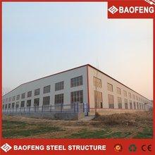light steel living foldable finished warehouses