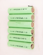 Shenzhen Ni-mh rechargeable battery of china supplier 4.8volt nimh battery pack