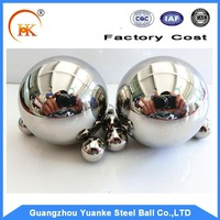 Sizes of 5.556 - 25.4mm stainless steel ball for bearing/car accessories