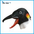 personalizados de látex animal cabeça de pássaro máscara