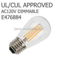 A60 DIY Mixed CWCWCW LED Filament Bulb