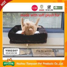 Soft Plush Fur Sunny Cat Seat