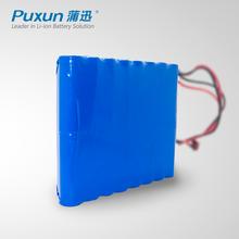 18650 lithium iron phosphate battery 3200mAh li-ion battery pack for bike light/electric battery bike
