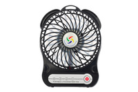 rechargeable with battery mini laptop cooling fan used for Traveling