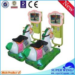 [Wonderful rides!!!] electric ride horse