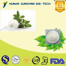 Bulk Pure Stevia leaf extract powder / Stevioside Rebaudioside A / nutural sweetener