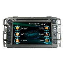 car multimedia player audio system with auto dvd gps for Chevrolet Captiva