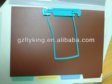 spring clips fasteners/plastic clip with adhesive