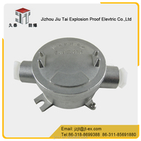 cheap good quality advanced explosion proof electric outlet or inlet disrribution case