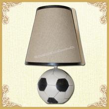 Reciclado design lâmpada de de futebol candeeiro de produtos