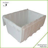 2014 Portable Hard Plastic Turnover Packing Box