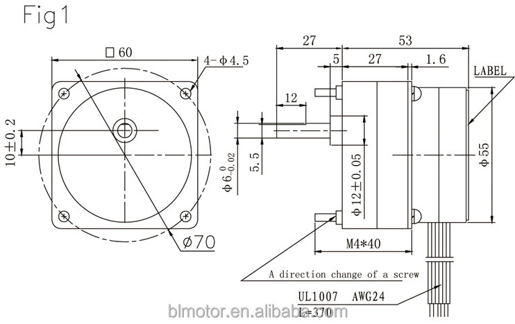 new design gear reduced hybrid stepper motor used for industry equipments gas valve