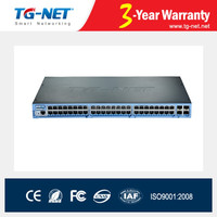 48 PORTS L2+ ROUTING MANAGED ETHERNET SWITCH WITH SFP+ 10G UPLINK PORTS