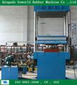 Cuatro columnas prensa hidráulica/ prensa de vulcanización de caucho