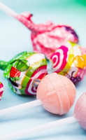 full automatic ball lollipop single twist round lollipop bunch wrapping machine