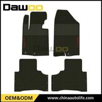 used for HYUNDAI IX45 2014 SANTAFE accessories waterproof rubber car floor mat