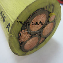 Multicore Rubber Sheath Flexible Cables with IEC 60245