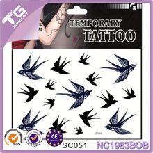 Gold Metallic Theature Patterns Tattoo Sticker,Night Glow Tattoo,Non-Toxic Body Tattoo Sticker With Diamond Design