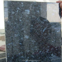 Competitive blue pearl granite price from manufature