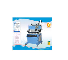 Economical and High efficiency full automaticT-slot workable silk screen printing machine for Paper and Plastic sheet