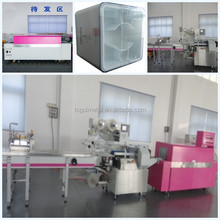 H320/450/600FI hot shrinkage wrapper machine photo alblum sealer machine with thermal shrinking tunnel