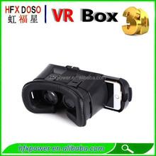 New Design vr box 3D Glasses for max. 4.7-6 inch phones