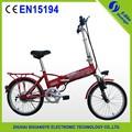 Senhoras dobráveis kit bicicleta elétrica china 250 w