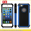 wholesale new products hot selling for iPhone5 waterproof case pc silicone case for iphone5
