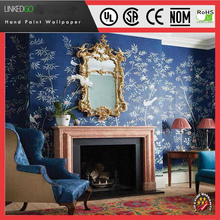 2015 building material china silk wallpapers modern design wallpaper