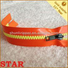 #5 waterproof zipper wholesale made in china