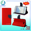 High Quality leather cover mobile phone case for galaxy note 2